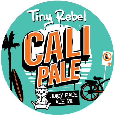 Tiny Rebel Cali