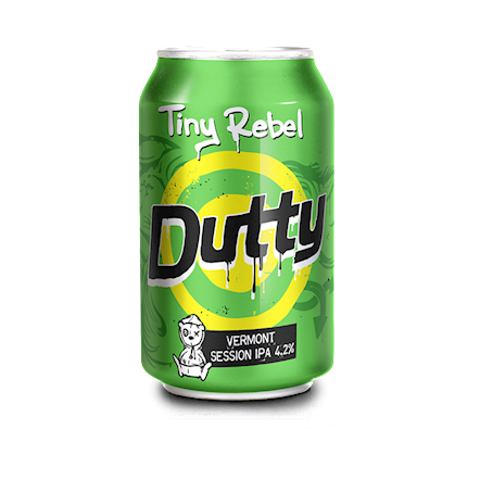 Tiny Rebel Dutty