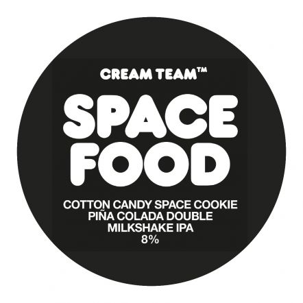 Omnipollo Space Food