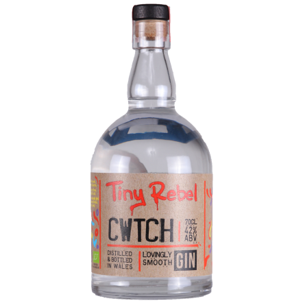 Tiny Rebel Cwtch Gin