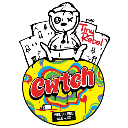 Tiny Rebel Cwtch CASK