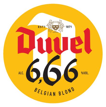Duvel Moortgat Duvel 666
