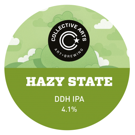 Collective Arts Hazy State