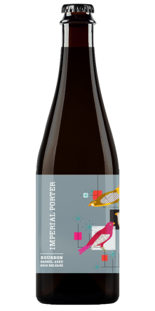 Collective Arts Barrel Aged Imperial Porter