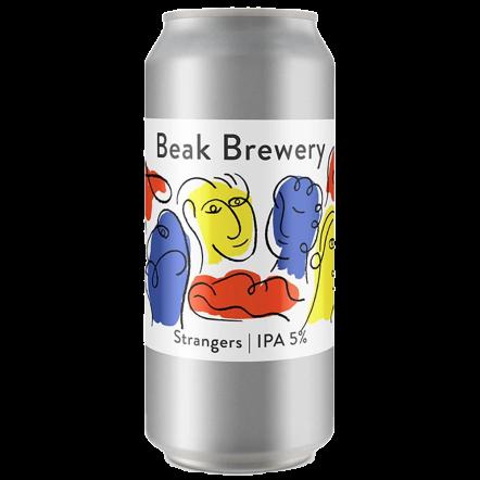Beak Brewery Strangers