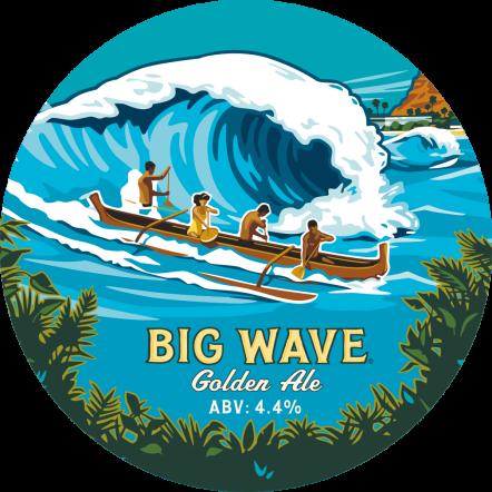 Kona Brewing Co Big Wave