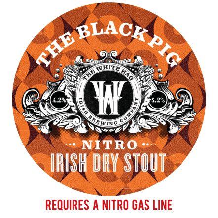 White Hag Black Pig Dry Stout
