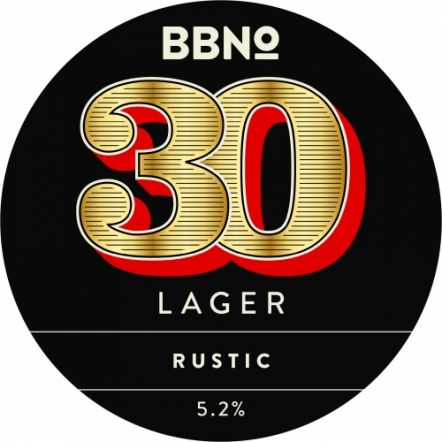 Brew By Numbers 30 Rustic Lager