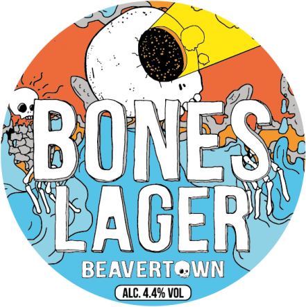 Beavertown BONES Lager