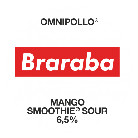 Omnipollo Braraba Mango Smoothie Sour