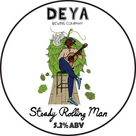 DEYA Steady Rolling Man