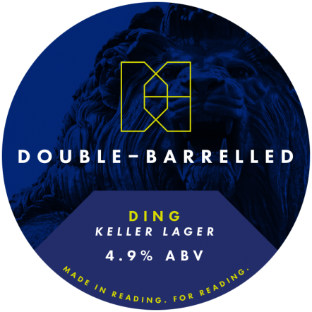 Double Barrelled Ding