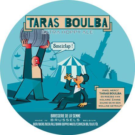 De la Senne Taras Boulba