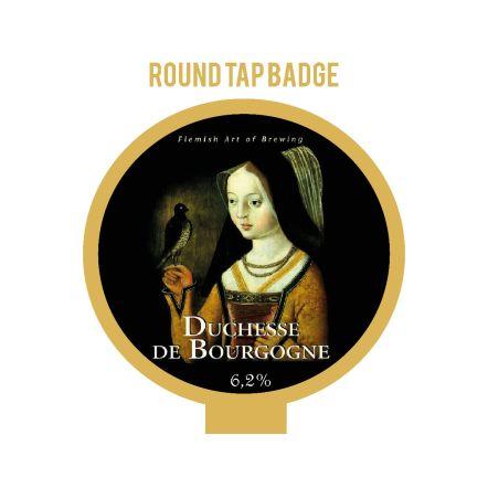 Verhaeghe Duchesse de Bourgogne Tap Badge