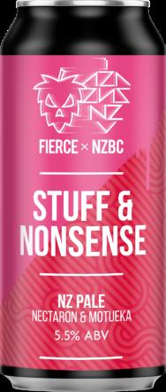 Fierce Stuff & Nonsense Motueka & Nectaron