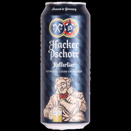Hacker-Pschorr Kellerbier