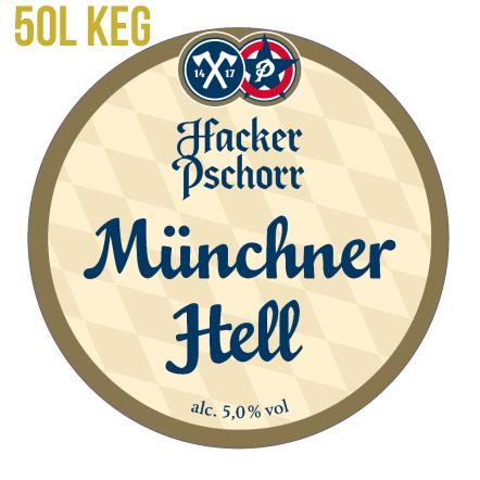 Hacker-Pschorr Munchener Hell
