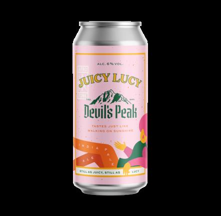 Devils Peak Juicy Lucy IPA