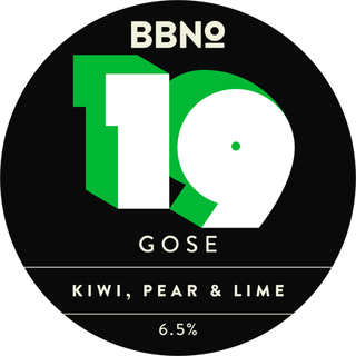 Brew By Numbers 19 Kiwi, Pear & Lime