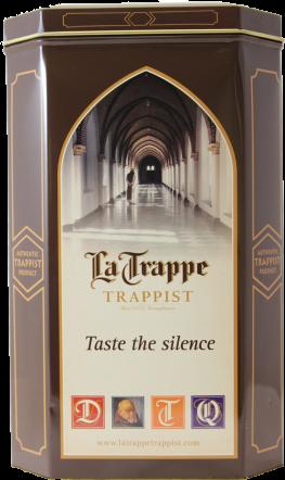 La Trappe OOD La Trappe gift pack 6x (4x33cl & Glass) (BBE8.8.21)