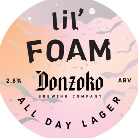 Donzoko Lil Foam