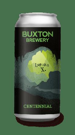 Buxton Lupulus X Centennial IPA