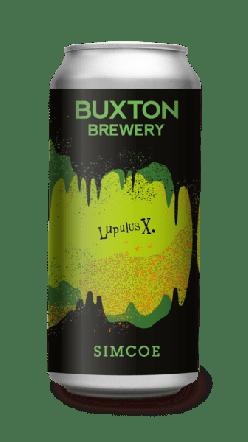 Buxton Lupulus X Simcoe IPA