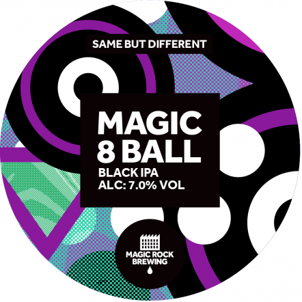Magic Rock Magic 8 Ball