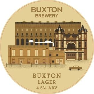 Buxton Lager