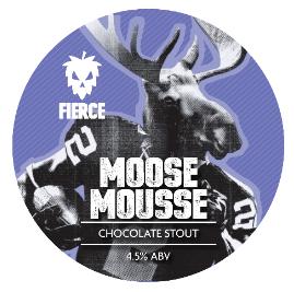 Fierce Moose Mousse Chocolate Stout