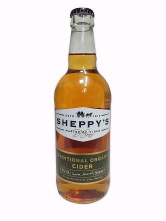 Sheppy's Cider Organic Cider