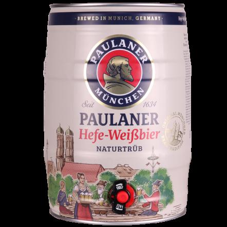 Paulaner Weissbier Mini Keg