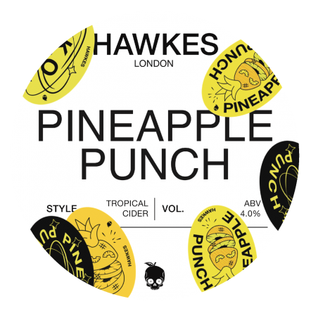 Hawkes Pineapple Punch