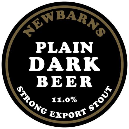 Newbarns Plain Dark Beer