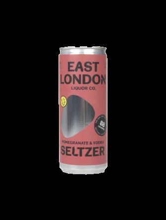 East London Liquor Company OOD Pomegranate Vodka Seltzer (BBE 16.09.21)