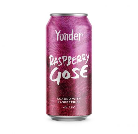 Yonder Raspberry Gose