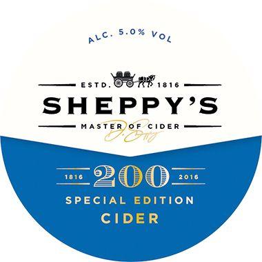 Sheppy's Cider 200 Special Edition Cider