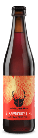 Wild Beer Co Strawberry Line