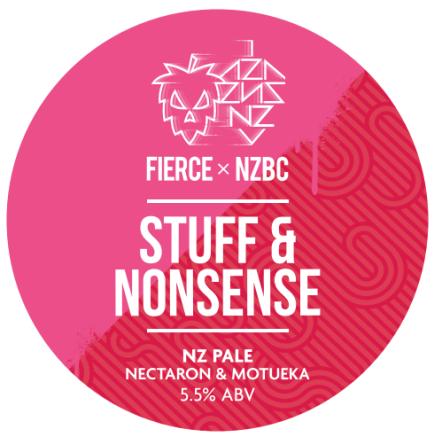 Fierce Stuff and Nonsense Motueka & Nectaron