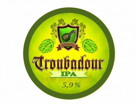 The Musketeers Troubadour IPA