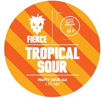 Fierce Tropical Sour Fruity Ale