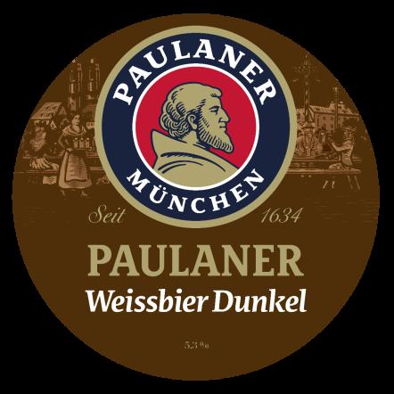 Paulaner Weissbier DUNKEL (DARK)