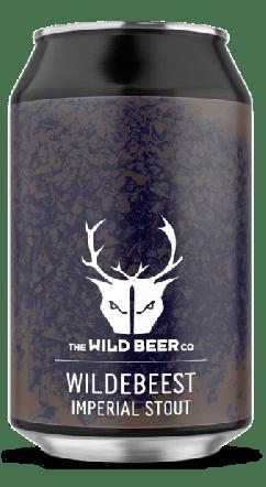Wild Beer Co Wildebeast