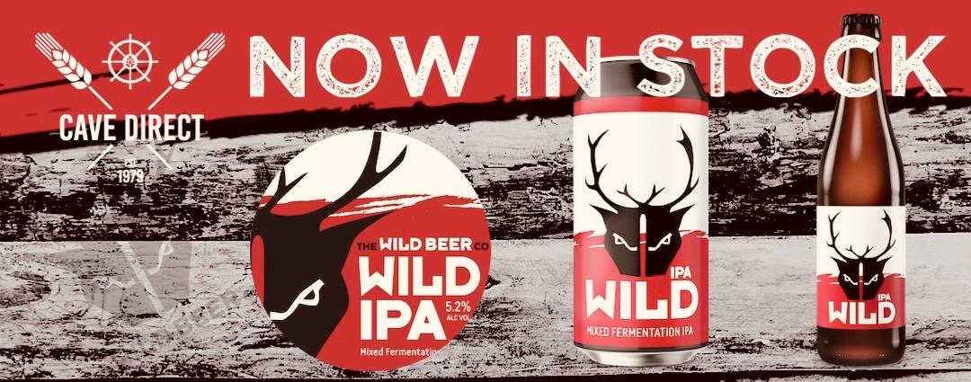 Wild IPA Wild Beer Co.